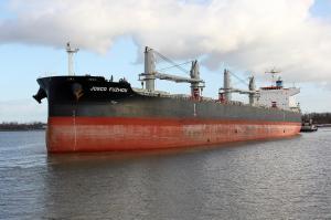 Photo of JOSCO FUZHOU ship