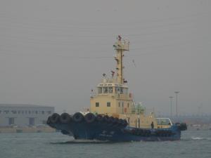 Photo of JANG BAEK HO ship