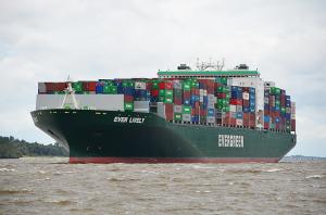 Photo of EVER LIVELY ship