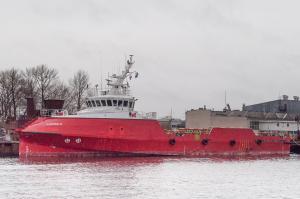 Photo of AURORA-G ship