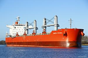 Photo of SANTA VITORIA ship