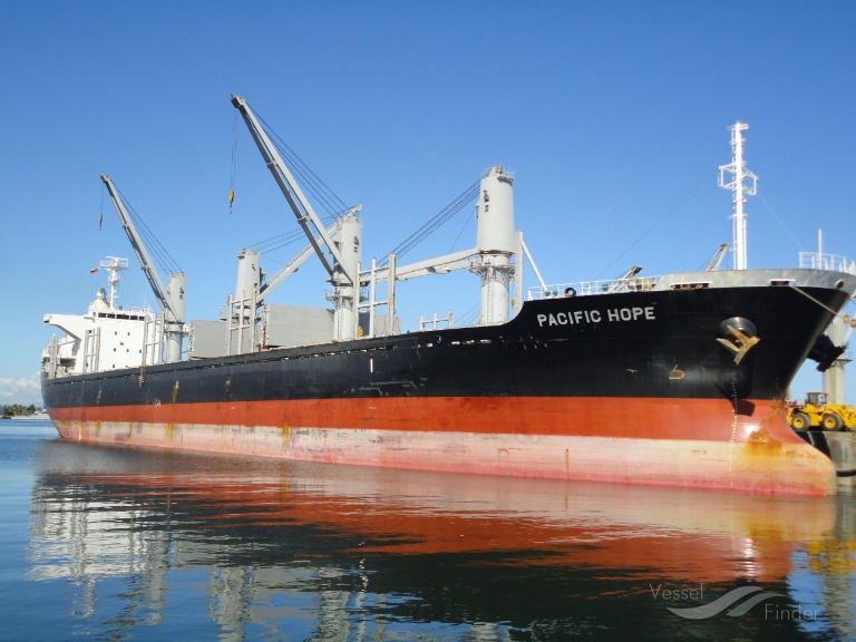 PACIFIC HOPE photo