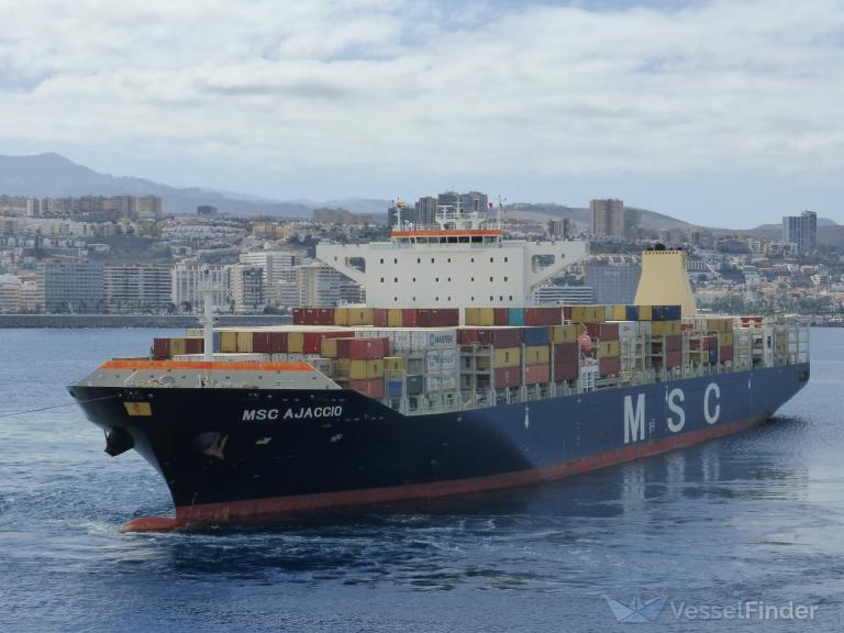 MSC AJACCIO photo