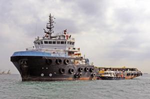 Photo of BOYD TIDE ship