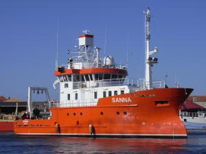 Photo of SANNA ship