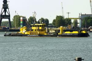 Photo of HEBO CAT 7 ship