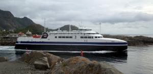 Photo of VAEROY ship