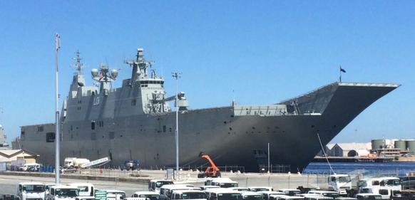 HMAS ADELAIDE photo
