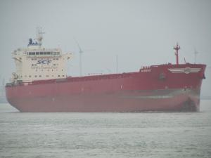 Photo of NS ENERGY ship