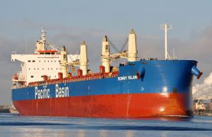 Photo of BONNY ISLAND ship