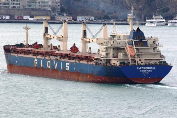 GLOVIS MADONNA, Bulk Carrier - Details and current position - IMO