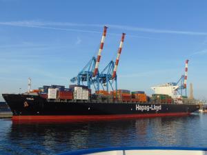 Photo of TIRUA ship