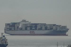 Photo of OOCL GENOA ship