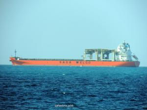 Photo of SAGA FRAM ship
