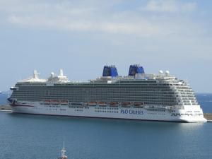 Britannia Passenger Cruise Ship Details And Current Position - Britannia cruise ship