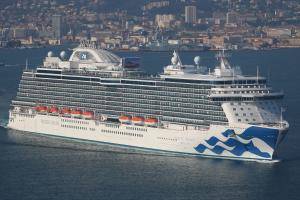 vessel photo MAJESTIC PRINCESS