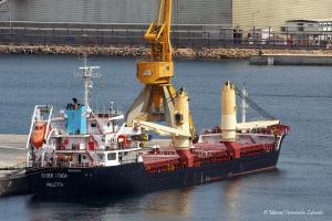 Photo of NACC ITACA ship