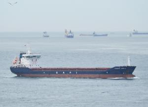 Photo of CENGIZ AMCA ship