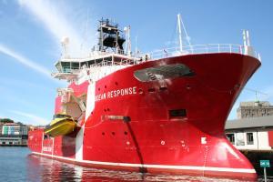 Photo of OCEAN RESPONSE ship