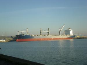 Photo of STAR LYGRA ship