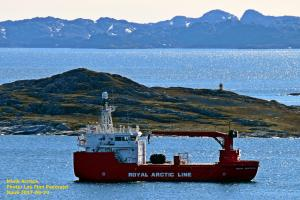 Photo of MINIK ARCTICA ship