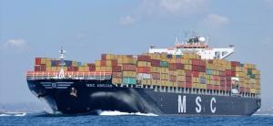 Photo of MOL ABIDJAN ship