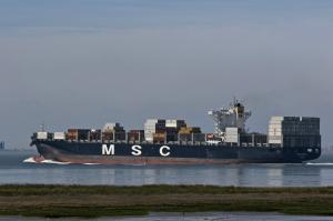 Photo of MSC AGRIGENTO ship
