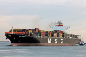 Photo of MSC ATHENS ship