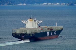 Photo of MSC ATHOS ship