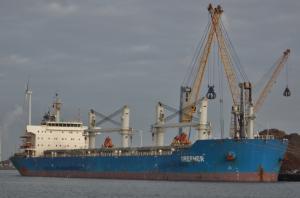 Photo of GREENER ship