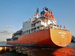 Photo of HAPPY PELICAN ship