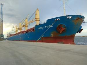 Photo of ANSAC PRIDE ship