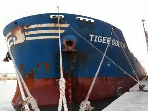 Photo of TIGER SOUTH ship