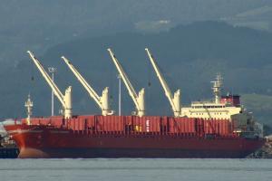 Photo of TAIZHOU PIONEER ship