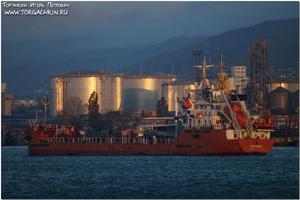 Photo of FENIKS ship