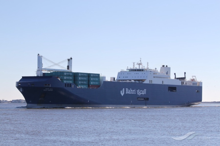 BAHRI HOFUF, Ro-Ro Cargo Ship - Details and current position - IMO