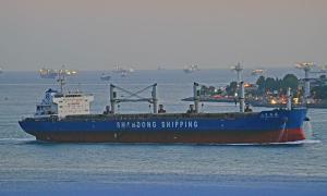 Photo of SHANDONG HAI TONG ship