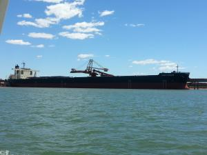Photo of IRON PILBARA ship
