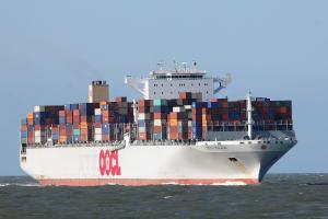 Photo of OOCL POLAND ship