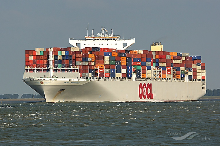 OOCL BRUSSELS photo
