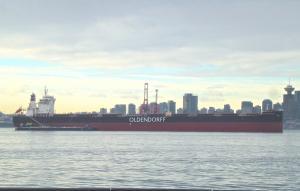 Photo of WILLIAM OLDENDORFF ship