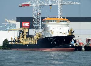 Photo of DCI DREDGE XXI ship