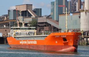 Photo of LADY ANNA ship