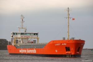 Photo of LADY AMI ship
