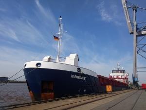 Photo of HARINGVLIET ship