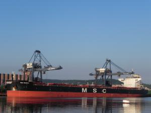 Photo of MSC MAGALI ship