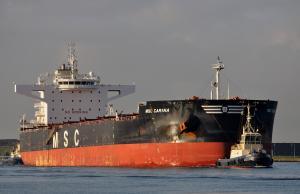 Photo of MSC CARINA ship