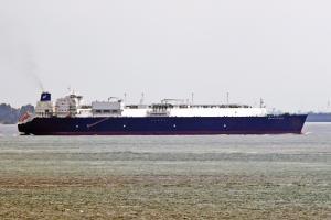 Photo of LNGC GOLAR CELSIUS ship