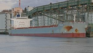 Photo of BW HAZEL ship