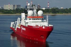 Photo of FUGRO EQUATOR ship